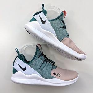 NEW Nike Free RN CMTR 18 Varsity Rainforest/Black